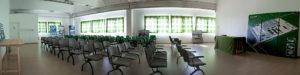 Sala meeting Scarabelli Irrigazione
