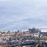 Hydra villaggio turistico in Grecia